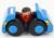 1 unids wind up toy funny baby Baby Zoo coche cartton diseño Correr Clockwork Juguete Del Muelle 2 color 5128