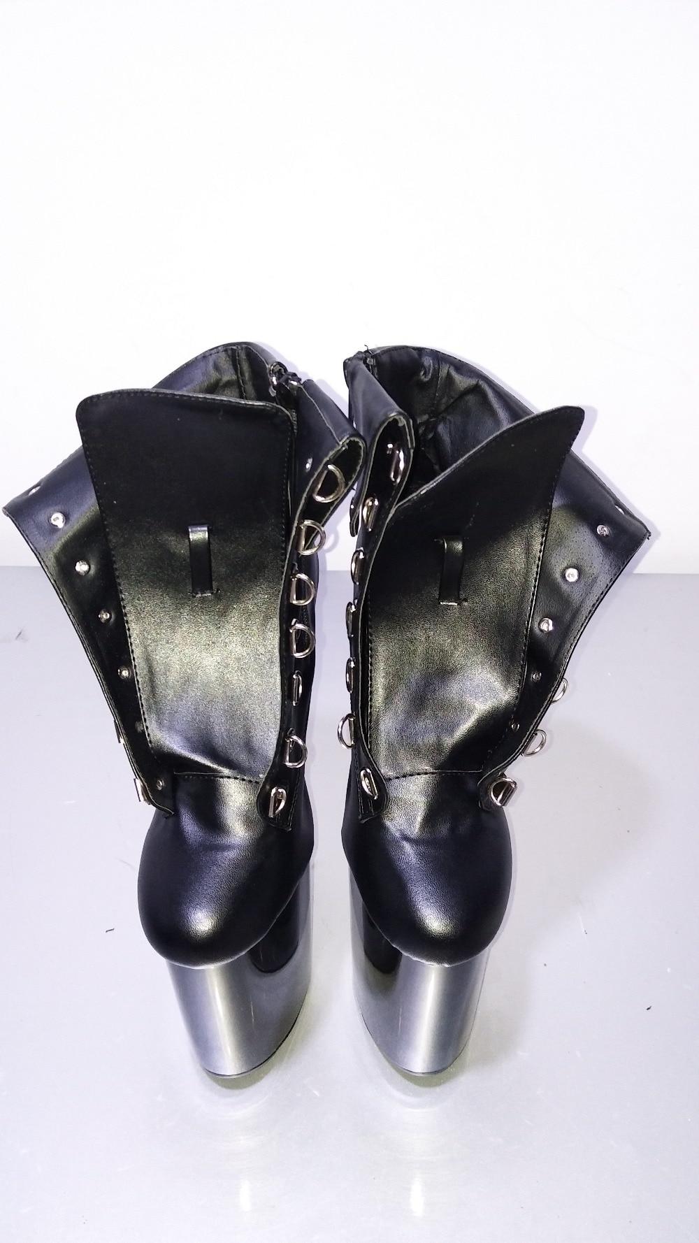 Giaro orné dans Grandes Tailles Grandes Chaussures Femmes Noir XXL