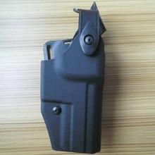 Охота Пистолет Аксессуары Тактический Airsoft Softair Открытый Кобура Ipsc Пояса Чехлы Для HK USP Compact RH