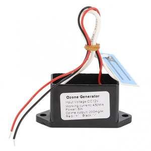 220V Mini generatore di ozono integrato Piastra in ceramica integrata Ozonizzatore macchina Elettrodomestico DIY Purificatore daria Eliminazione degli odori
