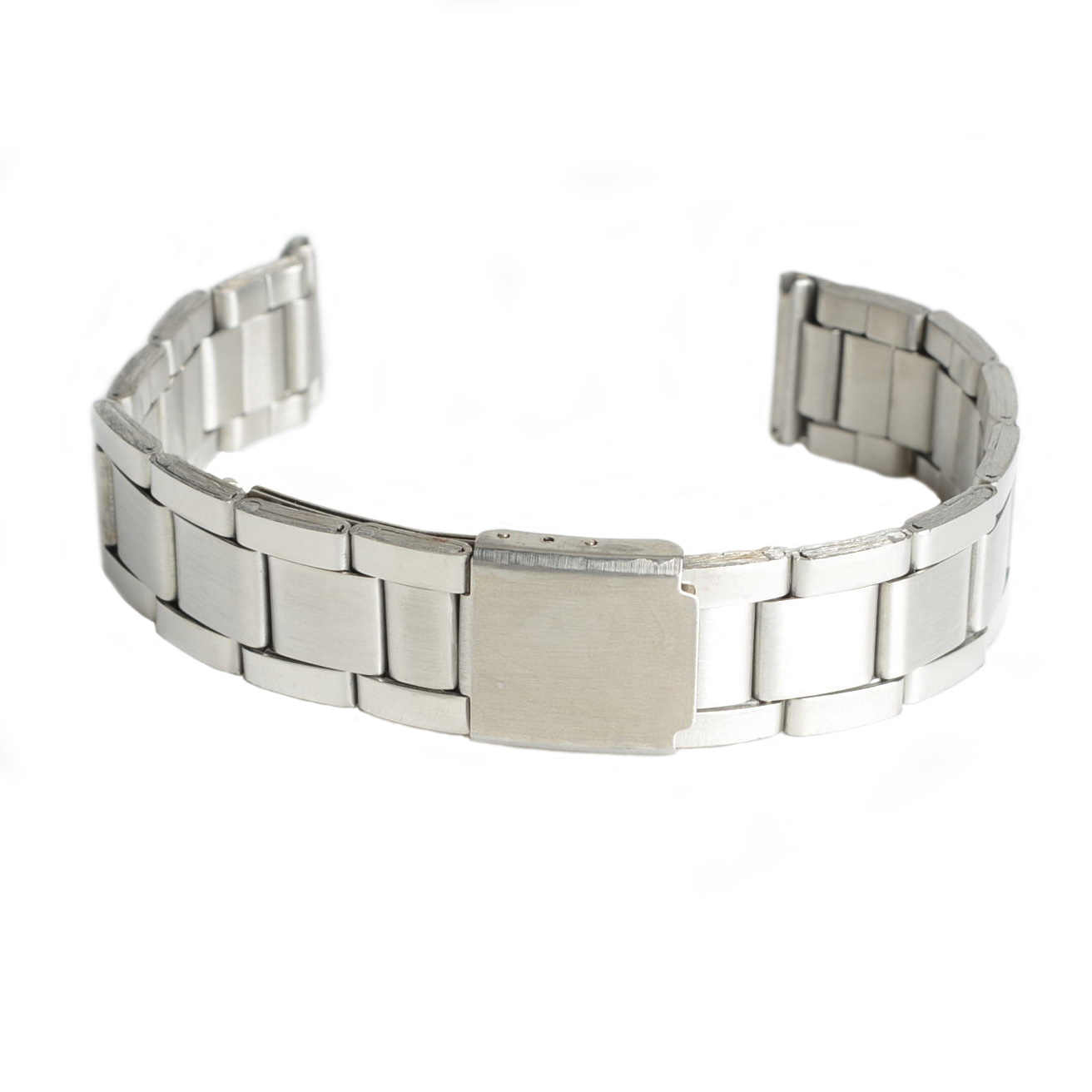 2018 Hot Sale Men Women 14mm Straight End Stainless Steel Watch Band Strap Bracelet Watchband SB0466