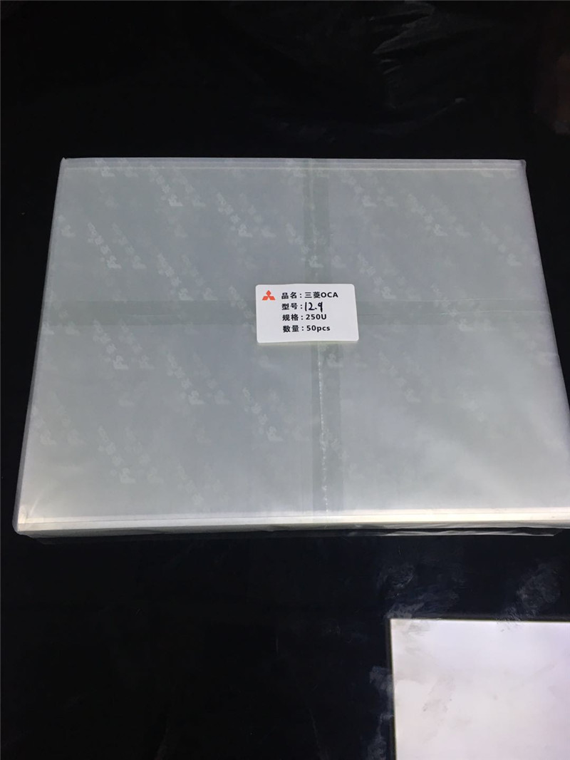Image 5 - 10pcs/lot 250um 7.9/9.7/10.5/12.9 inch OCA Optical Clear Adhesive for iPad 2 3 4 5 6 7 Mini 4 3 2 1 OCA Glue Film For ipad pro-in Phone Sticker & Back Flim from Cellphones & Telecommunications