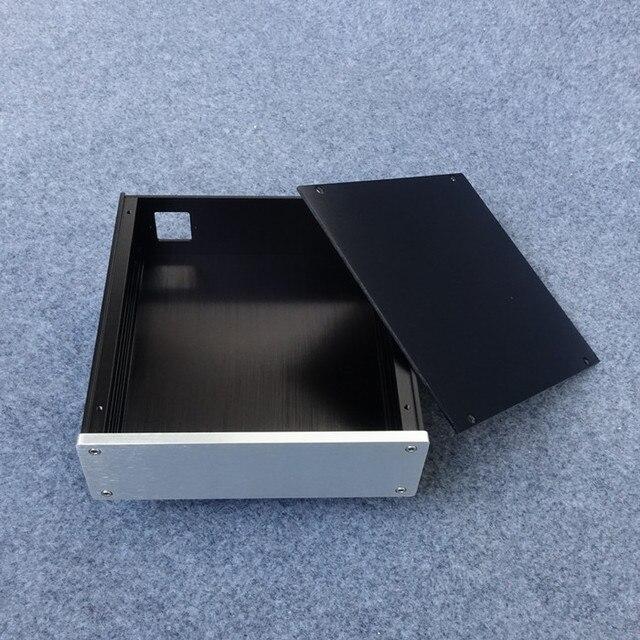 Breeze audio-aluminum chassis 2207 short  preamp amplifier case