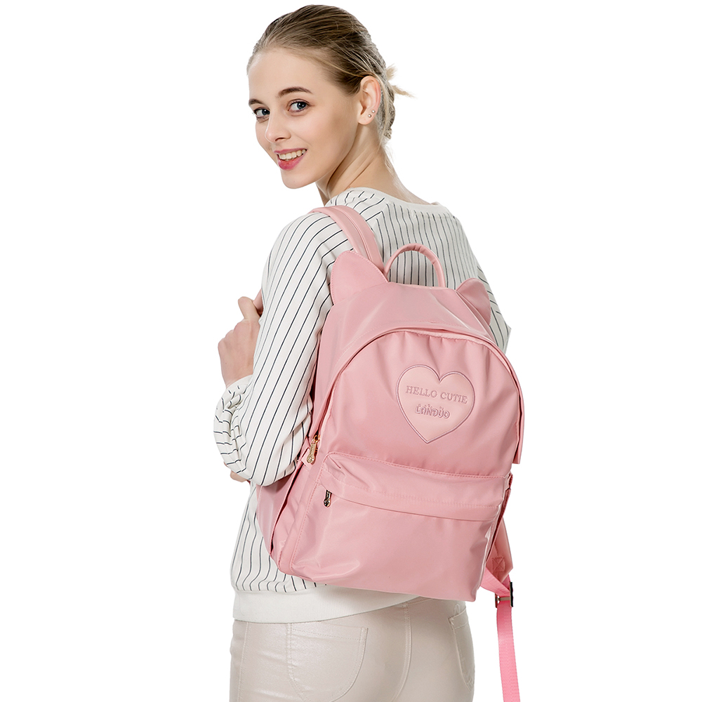 Image 5 - LAND Mommy Diaper Bags Mother Large Capacity Travel Nappy Backpacks with anti loss zipper Baby Nursing Bags drop ship-in Diaper Bags from Mother & Kids