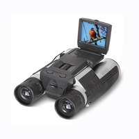 Winait FS608R 2 FHD Digital Camera Binoculars 12x32 Video Recorder Camcorder LCD Telescope For Watching,Hunting and Spying