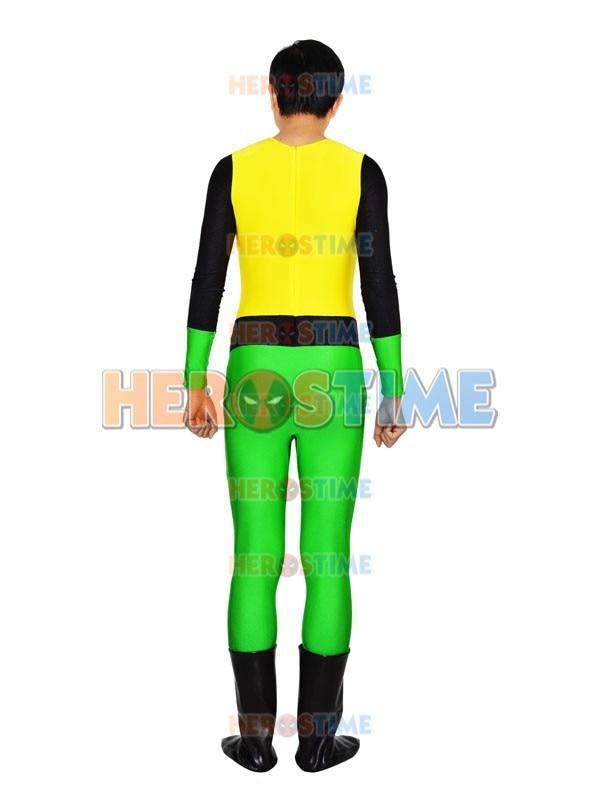 Դեղին և կապույտ կապիտան Բոլիվիա - Կարնավալային հագուստները - Լուսանկար 5