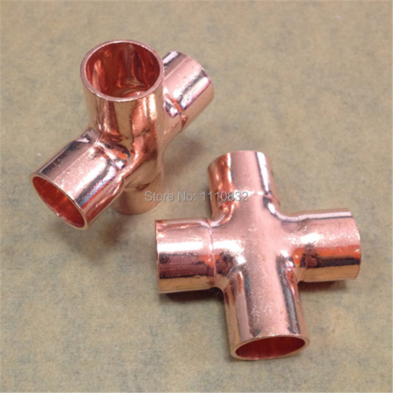 Copper Cross Connect : Popular copper cross fitting buy cheap