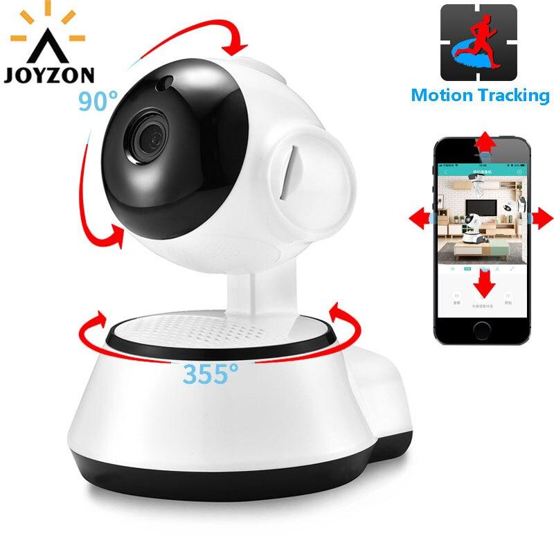 Новейший 1080P HD видеоняня IP камера WiFi Беспроводная Автоматическая слежка ночное видение Домашняя безопасность CCTV сеть мини-камера
