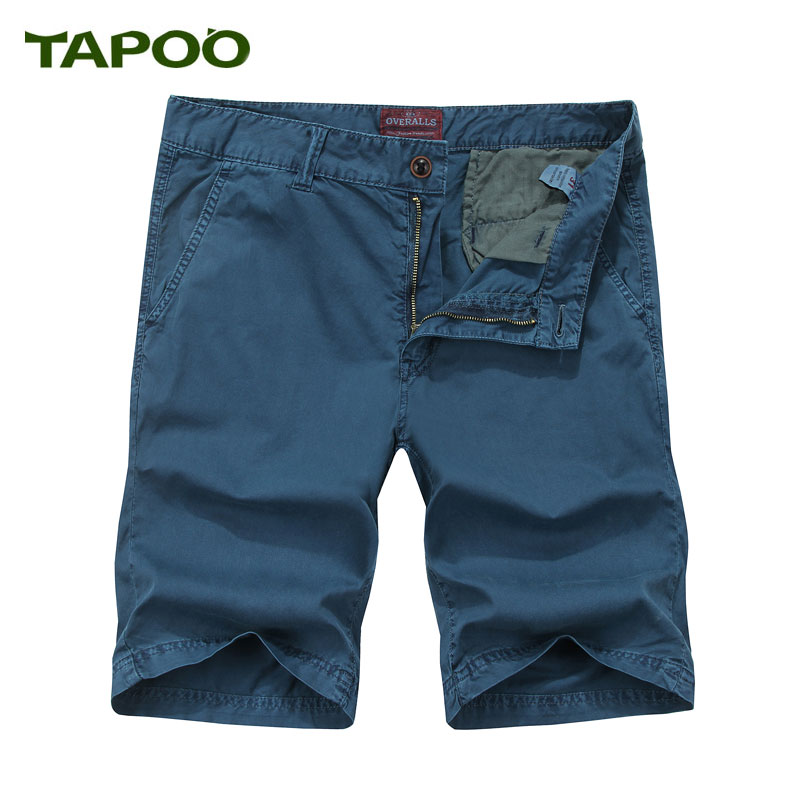 Aliexpress.com : Buy Mens Cargo Shorts Casual TAPOO Brand Military ...