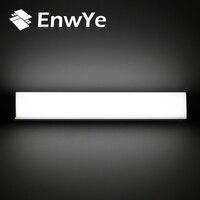 Modern LED Mirror Light 12W 16W 22W Waterproof Wall Lamp Fixture AC220V 110V Acrylic Wall Mounted