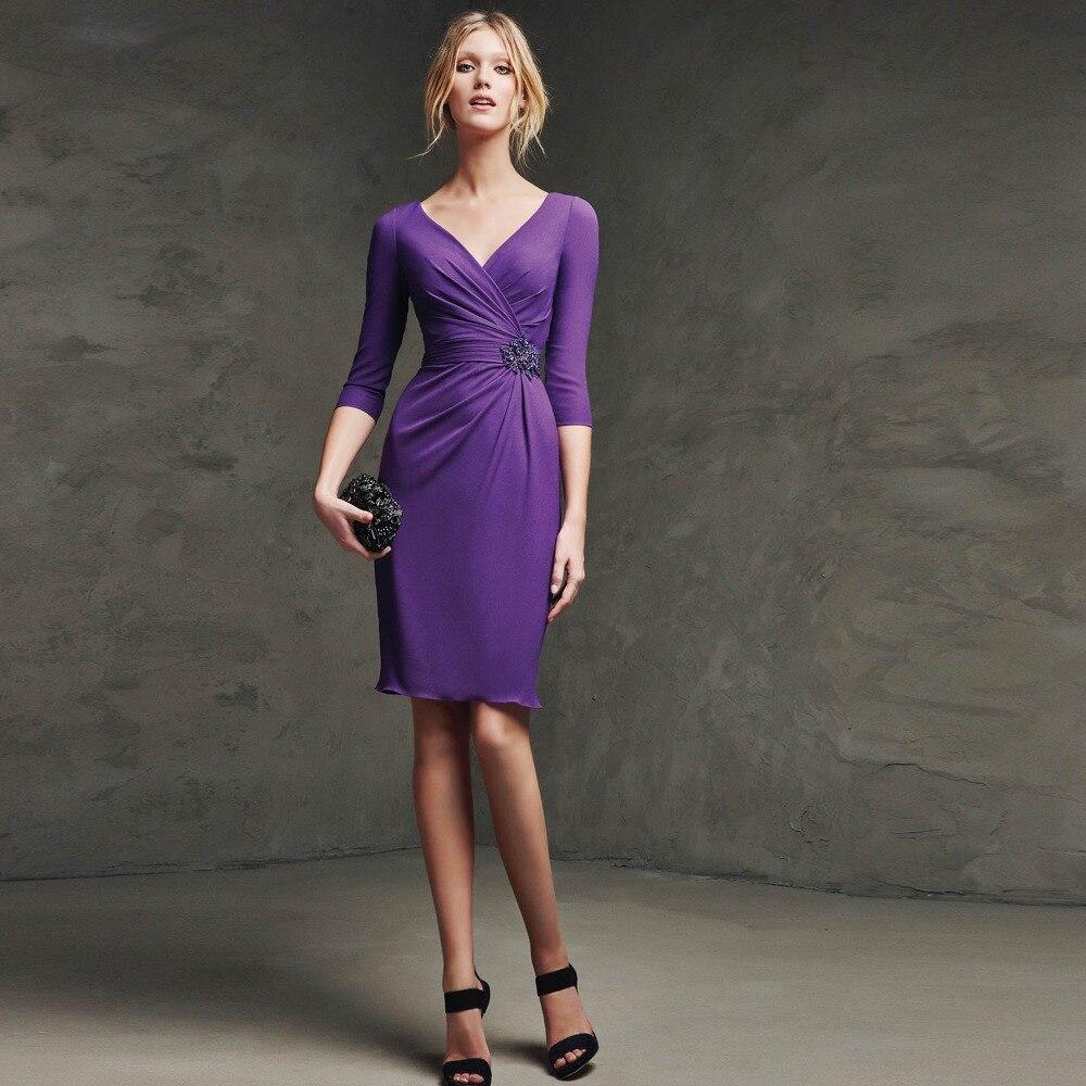 Vistoso Vestido De Cóctel Pura Imágenes - Vestido de Novia Para Las ...