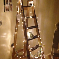 Warm White 10M 100LED Christmas Wedding Xmas Party Decor Fairy String Light Lamp DIY String Light  Garden Decoration !