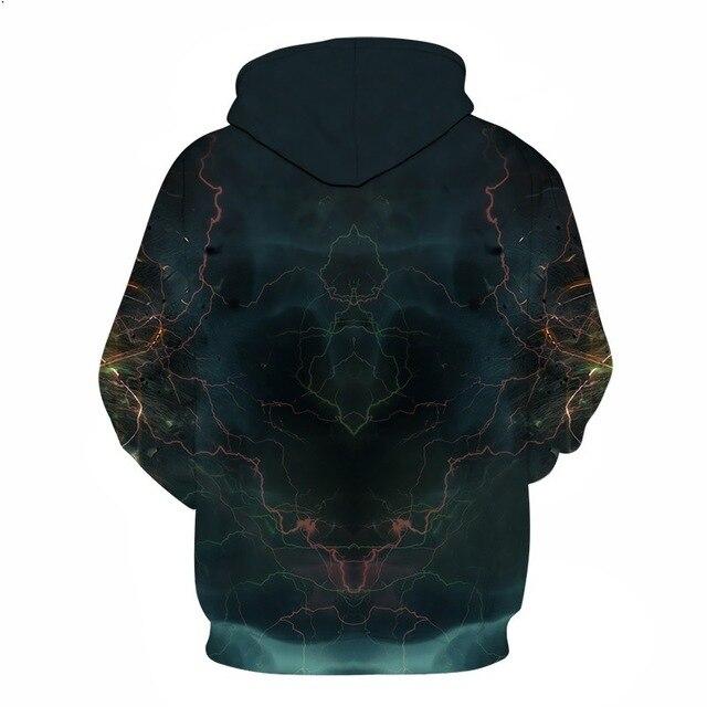Dragon Ball Z 3d Pullovers Sweatshirt Hoodie