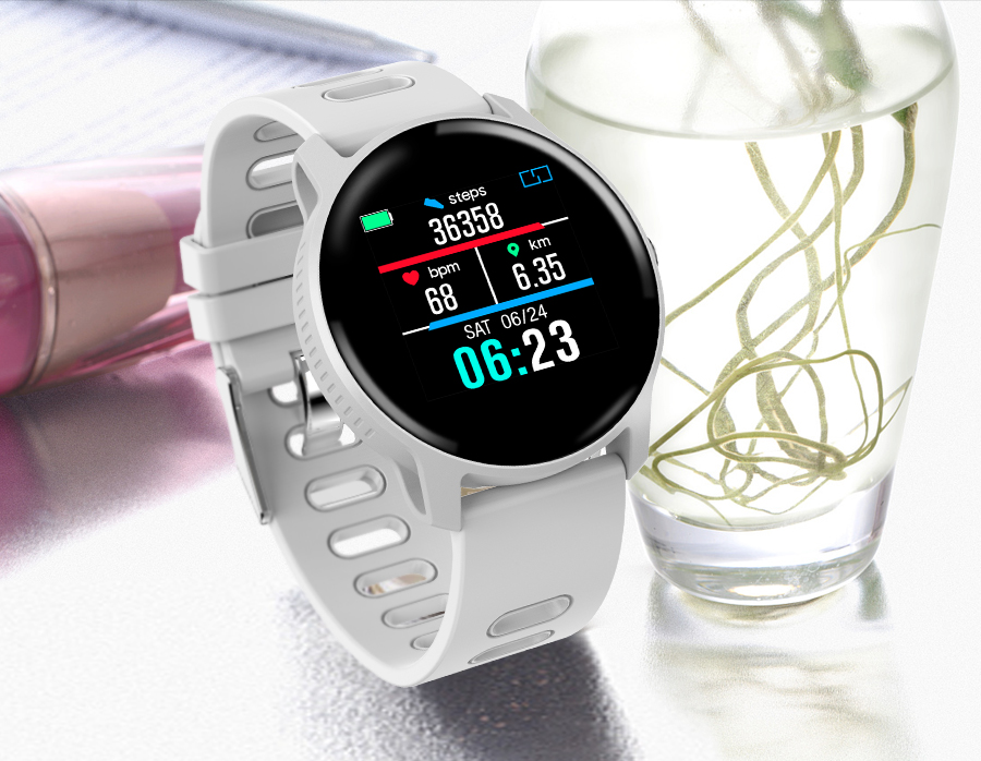 Unisex RC Camera Multifunctional Smart Watch 21