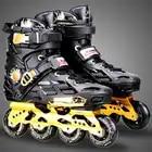JK XW Freestyle Inline Skates Slalom Sliding Gratis Schaatsen Schoenen Volwassen Kinderen Schaatsen Goed Als SEBA Patines P10
