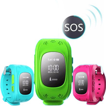 GPS Dual Positioning Smart Children Watch SOS Call Location Finder Locator Tracker for Child Anti Lost Monitor  Wristwatch