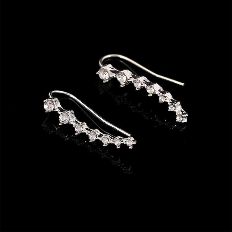 ES688 2018 Boucle D'oreille Earring Bijoux Dipper Earrings For Women Jewelry Earings Brincos Girl Earing oorbel