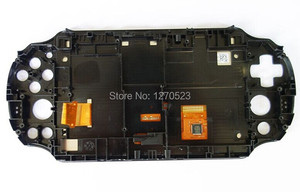Image 2 - Original 100% neue für ps vita psv psvita 2 2000 display lcd screen montiert schwarz