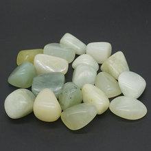 Xiuyu Jade Tumbled Stone Irregular Polished Natural Rock Quartz Chakra Healing Decor Minerals Collection rutley frank 1842 1904 rock forming minerals