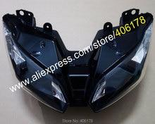 Лидер продаж, мотоцикл головного свет лампы для Kawasaki ZX-6R 2013 2014 2015 ZX6R 13 14 15 ZX 6R 636 ZX636 передняя фара налобный фонарь