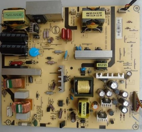 42PFL3300 power panel 715G4922-P01-H20-003E is used 42pfl9509 power panel 2300kpg109a f is used