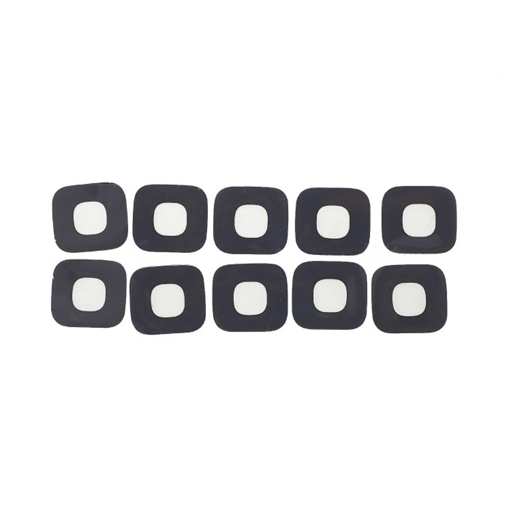 10pcs/lot For Samsung Galaxy S9 <font><b>G960</b></font> Rear <font><b>Back</b></font> Camera Lens Glass Cover with Adhesive Sticker Glue image