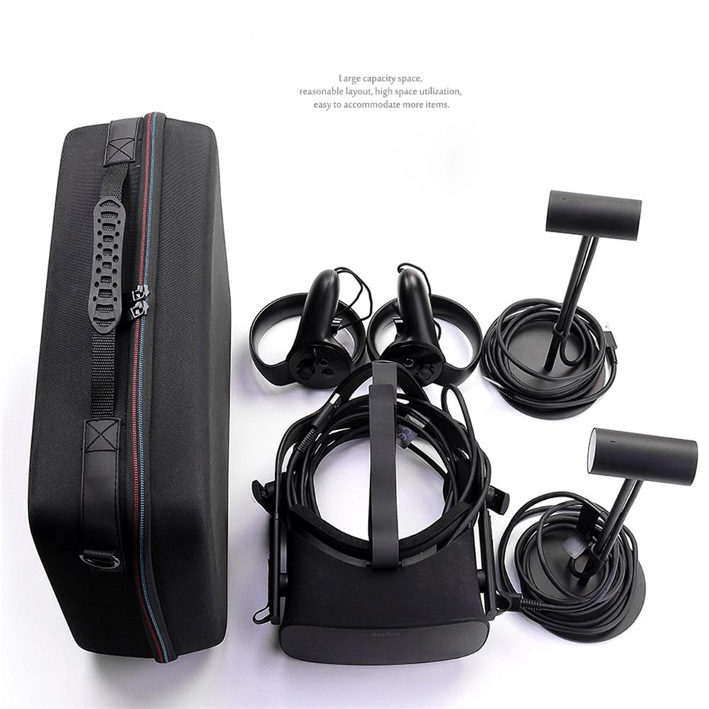 Sacoche de rangement Portable pour Oculus Rift VR-Touch système de réalité virtuelle & accessoires mallette de voyage étanche