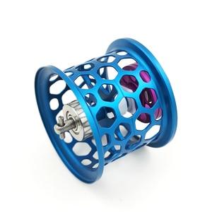 Image 5 - DIY DAIWA STEEZ SV SS SV TD Z T3 MX RYOGA 1016 ZILLION SV TW CUSTOM lightweight Fishing reel spool