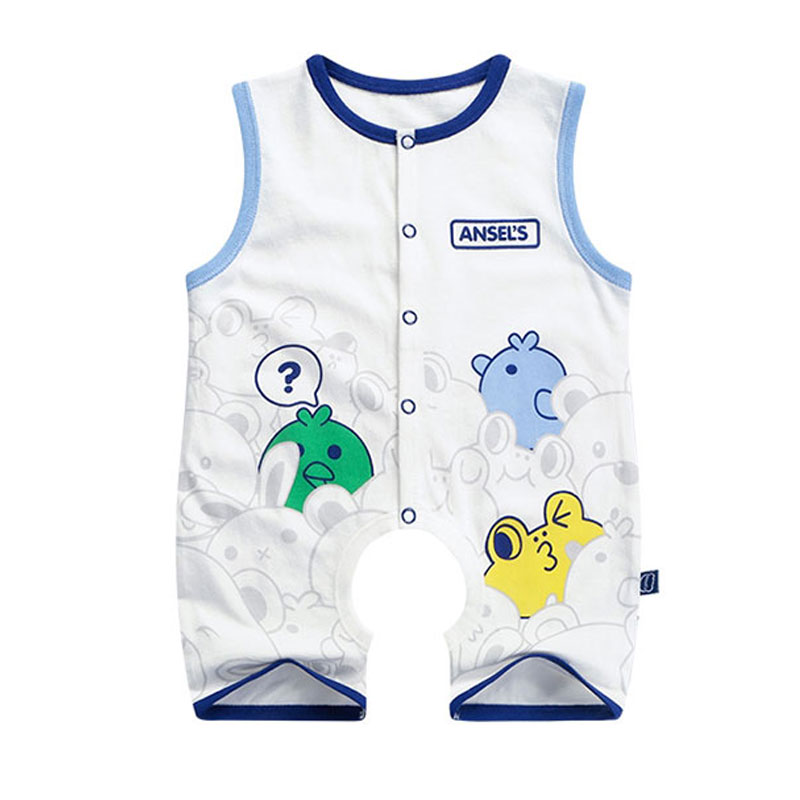 Brand 100% Cotton Newborn Baby Rompers Fashion Outerwear Jumpsuit Infantil Bebes Clothes Romper Toddler Clothing Cartoon Cloth 2017 new fashion cute rompers toddlers unisex baby clothes newborn baby overalls ropa bebes pajamas kids toddler clothes sr133
