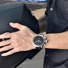 2019 pagani design esportes relógios masculinos moda multifunções mergulho cronógrafo quartzo relógios masculino relógio de couro - 3