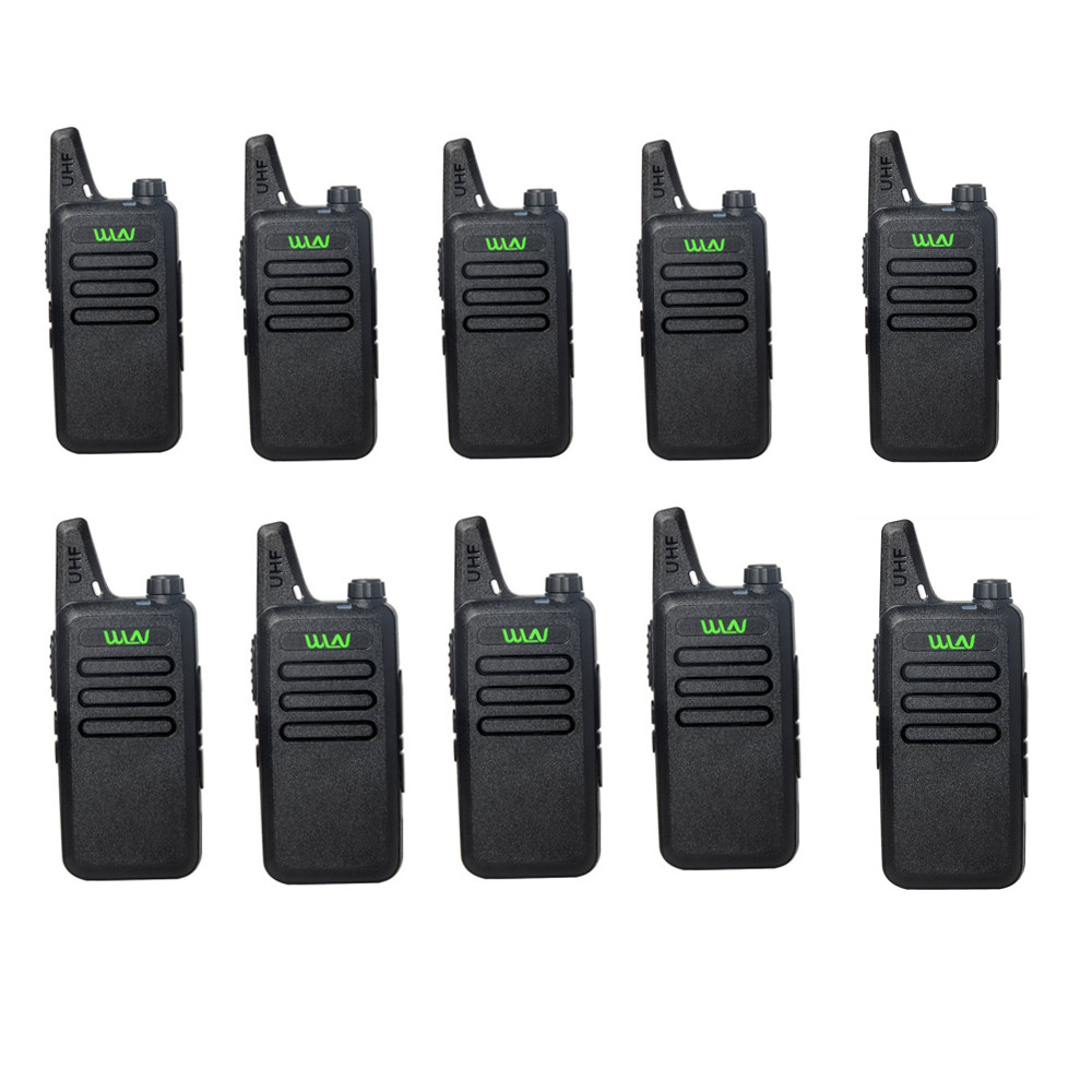 10pcs KDC1 MINI handheld fm transceiver KD C1 UHF two way Radio Ham communicator HF cb