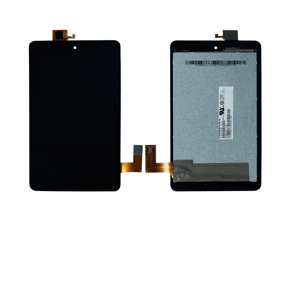 For Dell Venue 7 3730 3740 Touch Screen Digitizer Lcd Display Assembly Free Shipping new touch screen with digitizer panel front glass for dell t01c venue 7 3730 free shipping