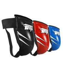 Kids Adults Taekwondo Jockstrap Groin Protector Guards MMA Muay Thai Sanda Boxing Ball Support Protective Gear Karate DEO