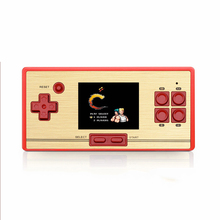 For multiplayer games pocket 30 anniversary nostalgia game childrens handheld player 2.6 inch color screen console