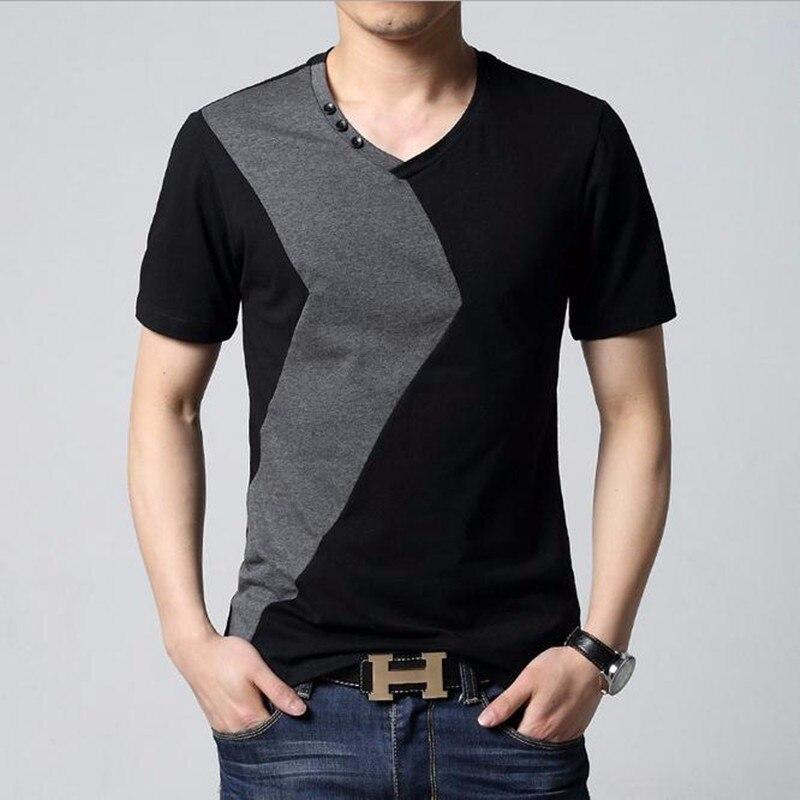 10 Designs T-shirt pentru bărbați Slim Fit Crew neck pentru - Imbracaminte barbati