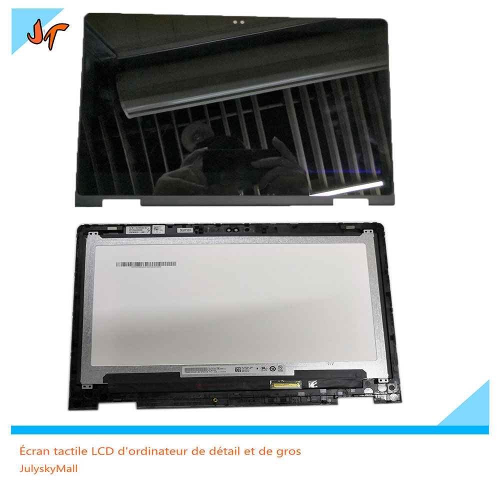 New for Dell Inspiron 13 5000 Series 5368 5378 Assembly B133HAB01.0, Dual Camera Hole with Touch Display 1920 * 1080 LCDNew for Dell Inspiron 13 5000 Series 5368 5378 Assembly B133HAB01.0, Dual Camera Hole with Touch Display 1920 * 1080 LCD