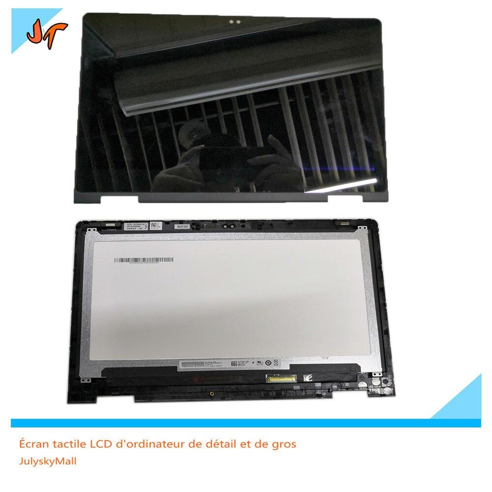 Pour Dell Inspiron 13 5000 Série Cube 5368 5378 L'assemblée B133HAB01.0 avec écran tactile 1920*1080 LCD