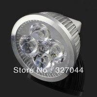 DHL Frete grátis 30x Dimmable MR16 conduziu a lâmpada do bulbo 12 W Alta potência Lâmpada LED Spotlight Downlight Da Lâmpada de Iluminação LED 600lm