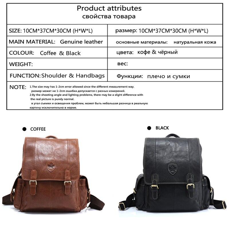 mens fashion backpack