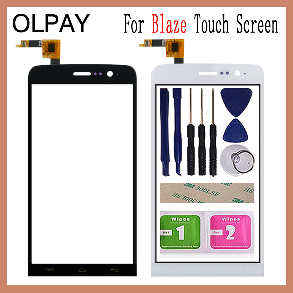 OLPAY 5.5 For Explay Blaze Touch Screen Touch Digitizer Panel Glass Tools Free Adhesive And WipesOLPAY 5.5 For Explay Blaze Touch Screen Touch Digitizer Panel Glass Tools Free Adhesive And Wipes