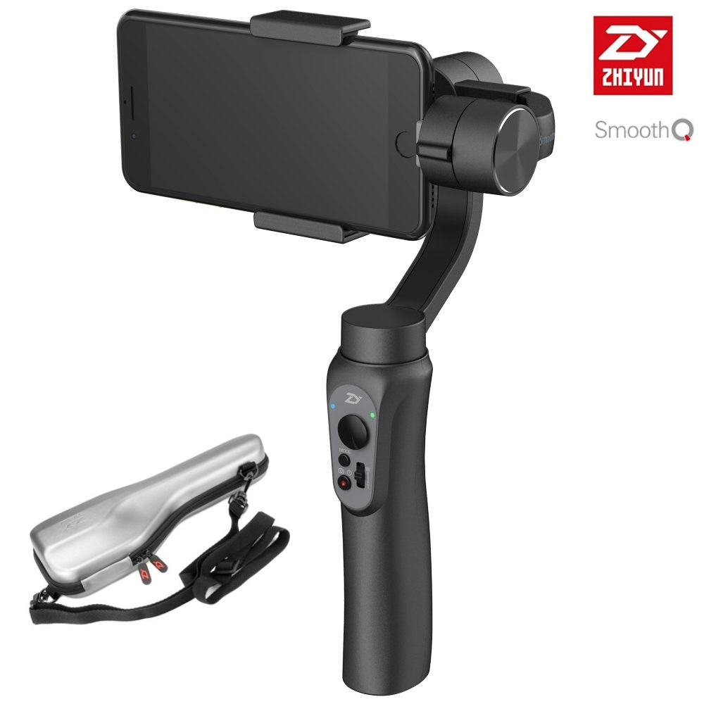 Zhiyun Smooth Q zhiyun smooth 4 Handheld 3-Axis Gimbal Stabilizer for Smartphone