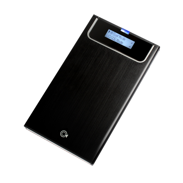 Hard-Drive-Enclosure Virtual Dvd IODD2531 External USB Usb-3.0 HDD/2.5 title=