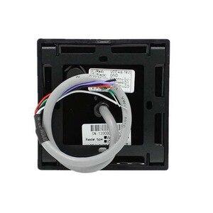 Image 4 - Long Range RFID Card Reader 13.56MHZ/125KHZ Proximity Card Access Control Reader Wiegand34 IP65 Waterproof NFC Reader