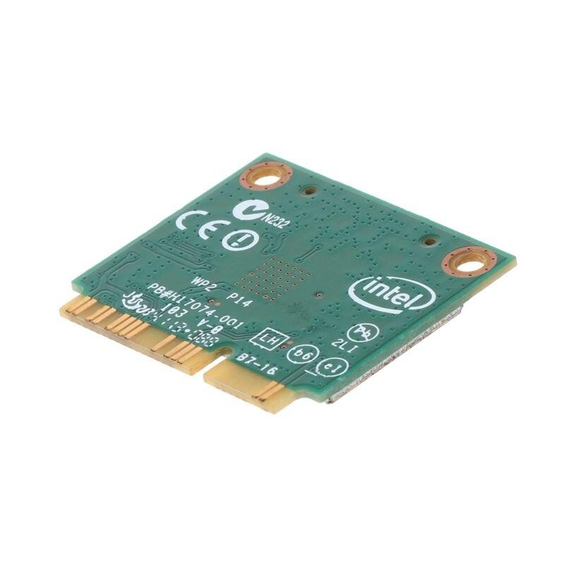 Intel Беспроводной 7260HMW Bluetooth 4,0 BN Wi-Fi NGFF Wlan Card беспроводная сетевая карта 300 м 04X6011 04W3815 для lenovo Thinkpad