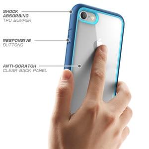 Image 3 - Voor Iphone Se 2020 Case Voor Iphone 7 8 Case 4.7 Inch Supcase Ub Stijl Premium Hybrid Beschermende Tpu Bumper + Pc Clear Back Cover