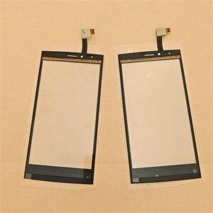 Image 2 - Para thl t6 pro tela sensível ao toque de vidro frontal touchpad substituição exterior painel lente capa reparação parte
