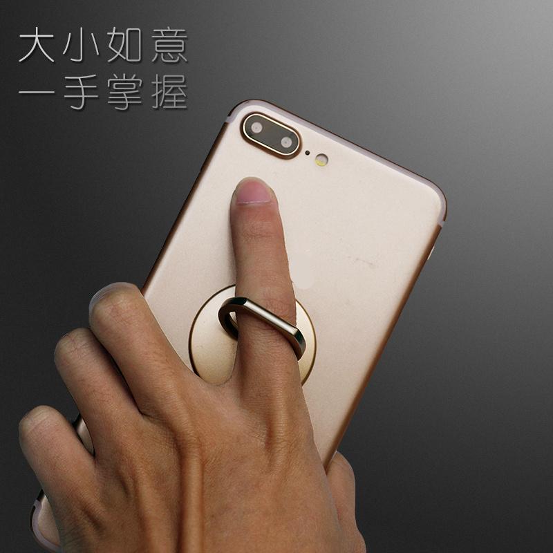 360 Stopni Palec Serdeczny Mobile Phone Smartphone Uchwyt Stojak Na iPhone 7 plus Samsung HUAWEI Smart Phone IPAD MP3 Samochodu Zamontować stojak 7
