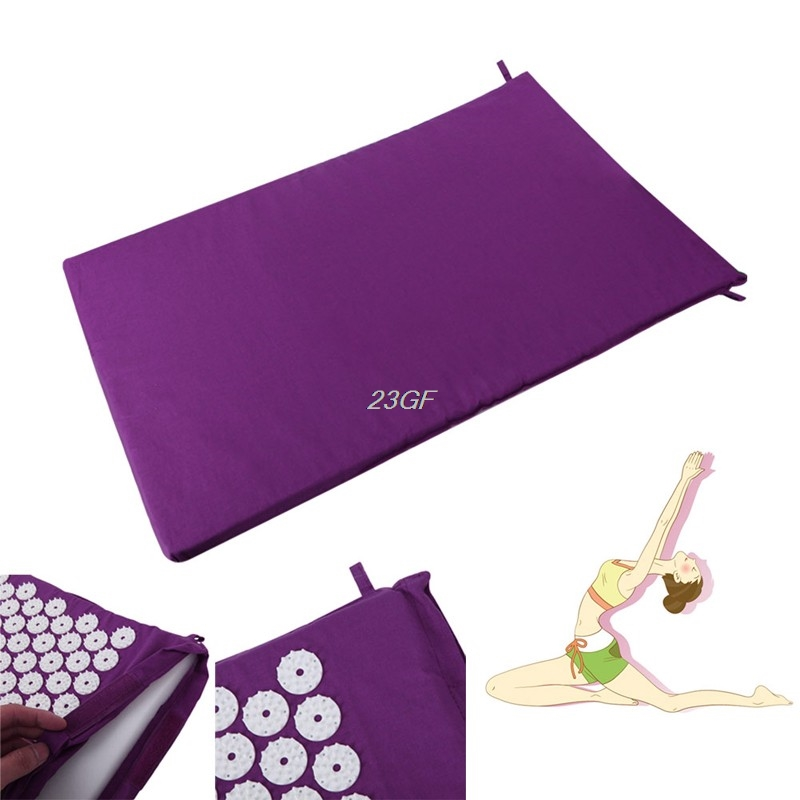 2017  Massager Yoga Bed Mattress Pain Relieve Acupressure Cushion Mat Of Nails JUN30_15 lsqstar 7 capacitive 1din android 4 2 car dvd player w gps wifi fm am ipod swc bt for hyundai hb20