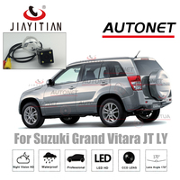 JIAYITIAN Rear View Camera For Suzuki Grand Vitara MK3 JT MK4 LY 2005~2018 CCD Night Vision Reverse Camera License Plate camera