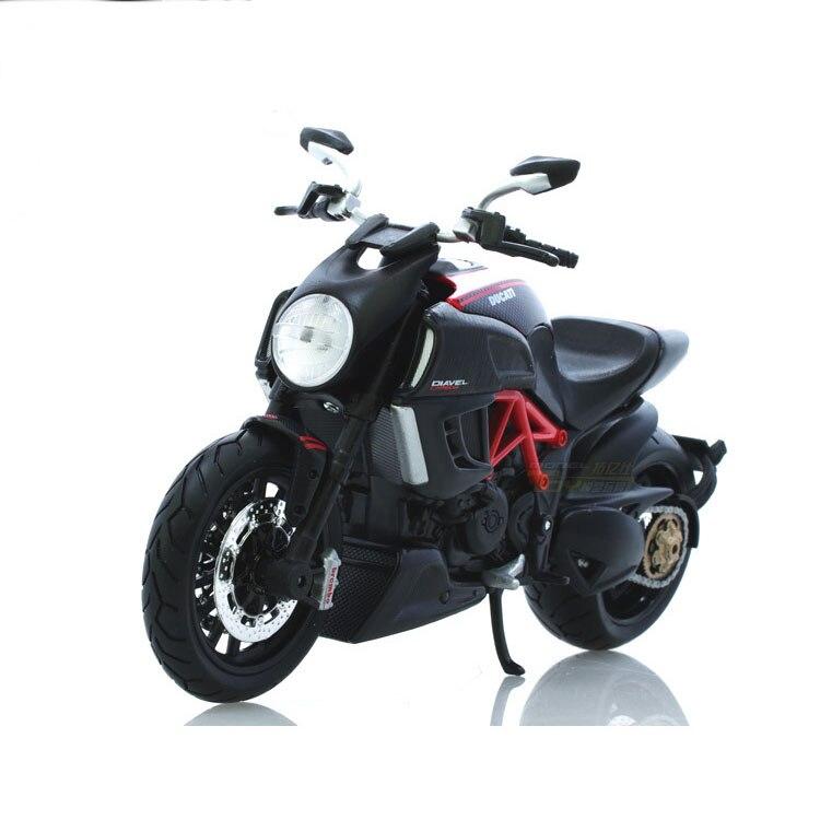 SAINTGI Motorbike Motor Holding S.p.A. Monster 900 996 Great Satan Road Racing Motorcycle Toys 1:12 Metal Car Boy Model Gift